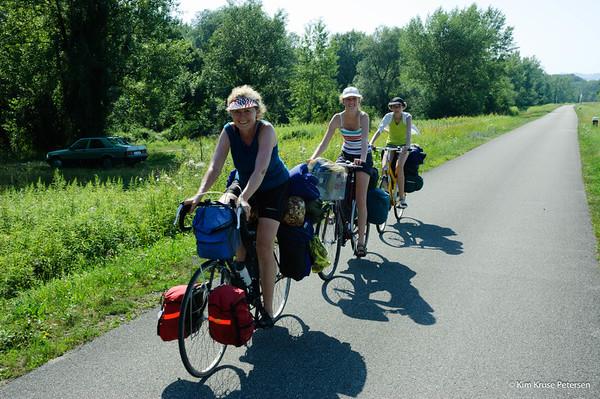 Donau cykel ferie 15.-29. juli 2007