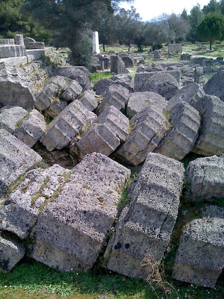 Athens 3 and Santorini