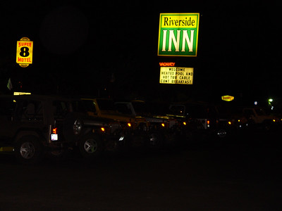 2007 ROF MOAB Trip Home