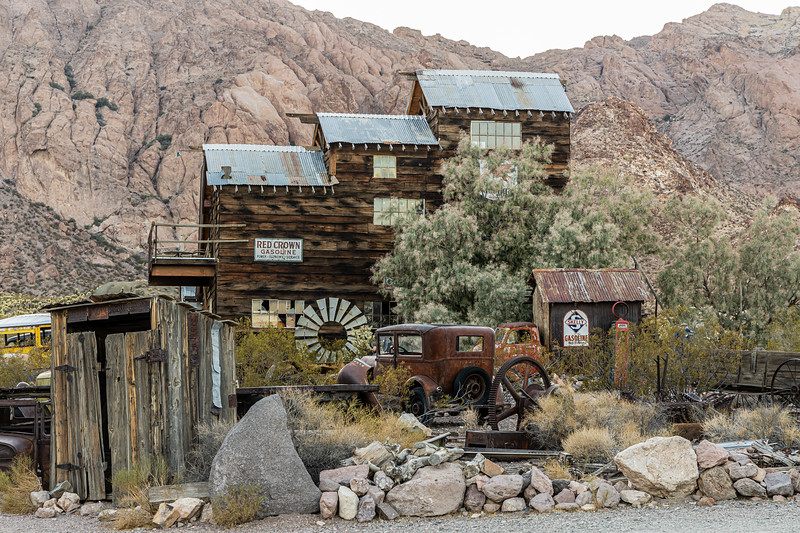Nelson Nevada Ghost Town El Dorado Canyon Techatticup Mine  August 20, 2019  20_.jpg