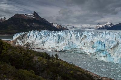 Perito Moreno Glacier (across water)