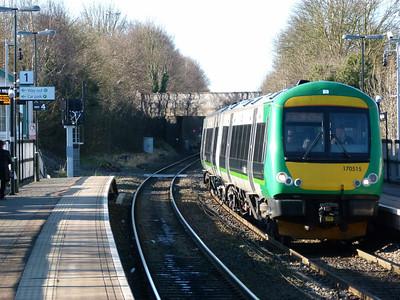West Midlands (02-02-2013)