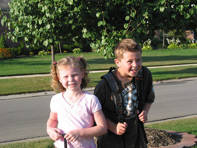 2005 First Day of School