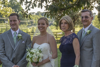 The Wedding in Charlotte
