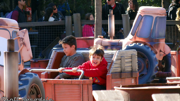 Disneyland Resort 12/21/12