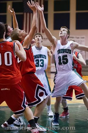 Basketball JV SHS vs Timpanogos 2-3-2012