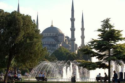 Istanbul september 2011
