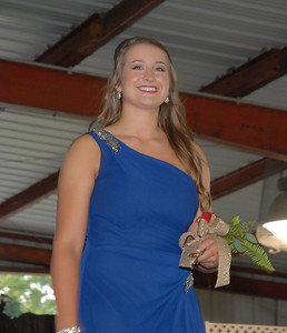 2017 4-H Fair Queen Pageant