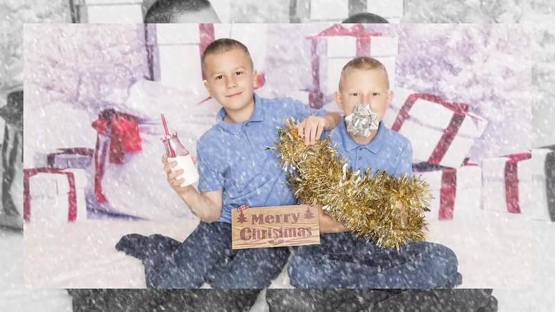 'Christmas Mini 2020' Video
