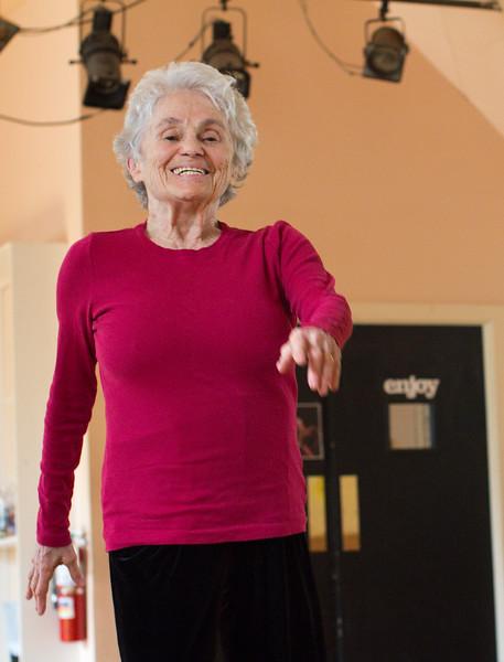 Dance Exercise - Elissa