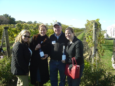 North Fork Wine Tour