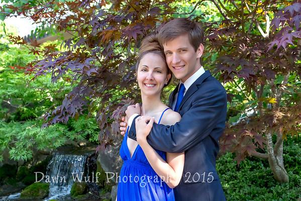 Gina and Jean-Baptiste | Wedding