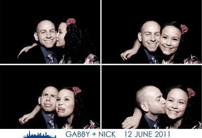 CHI 2011-06-12 Gabby & Nick