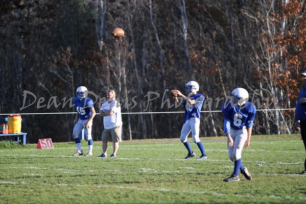 8Th grade Football Lawrence Vs Messalonskee