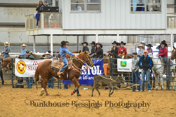 Jr Boys Calf Roping ~ Round 1