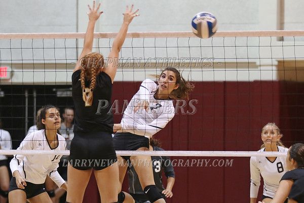 VOLLEYBALL vs. Southwestern (Tex.) 9-4-18