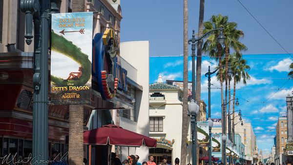 Disneyland Resort, Disney California Adventure, Hollywood Land, Pete, Dragon