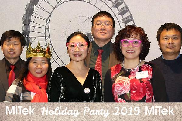 MiTek Holiday Party