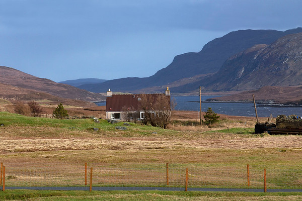 Crofter's Cottage -  Arivruaich, ISLE OF LEWIS