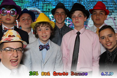 ICS 8th Grade Dance