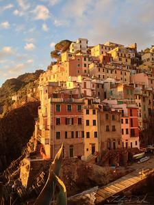 Cinque Terre & Pisa Italy 2012