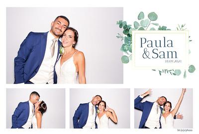 Paula + Sam