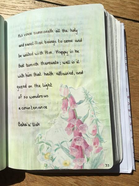 Faith Notebook 1