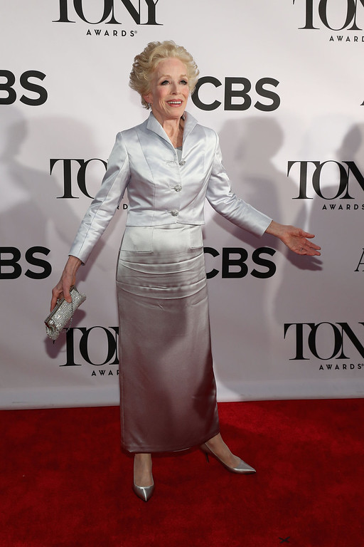 . Actress Holland Taylor attends The 67th Annual Tony Awards  at Radio City Music Hall on June 9, 2013 in New York City.  (Photo by Neilson Barnard/Getty Images)