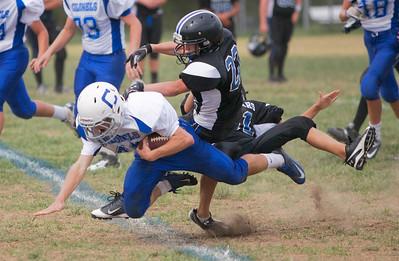 CCH vs Jaguars 8th grade 2012