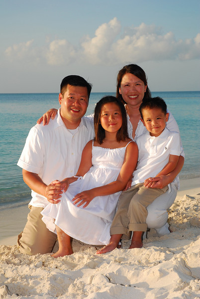 Beaches TCI: Beach Portraits