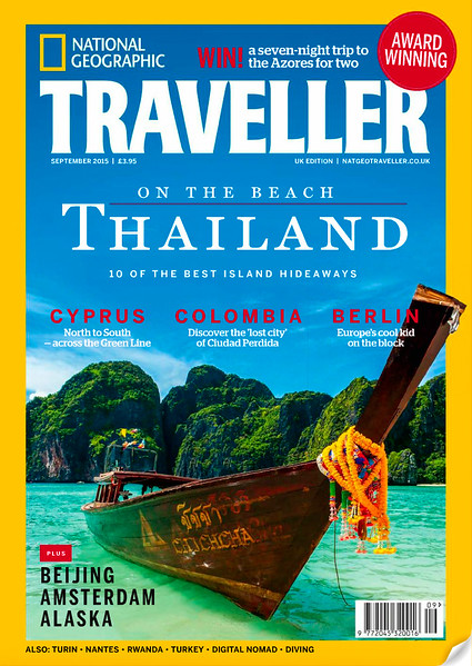Thailand (National Geographic Traveller Cover)
