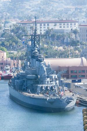 USS Iowa (BB-61)
