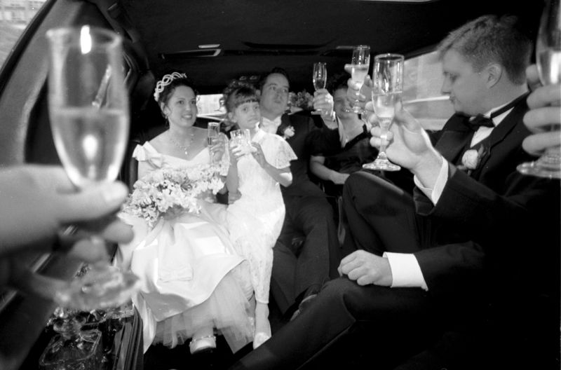 Limo ride1