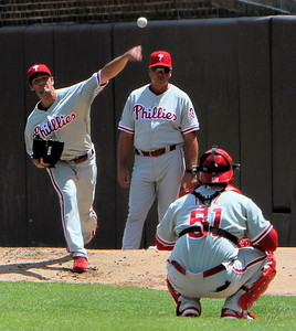 Baseball - Phillies