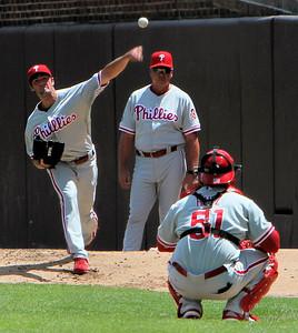 Baseball - Phillies