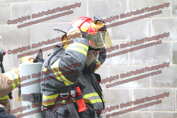 Live Burn Training-Fulton County Fire Training Center 5-30-2012