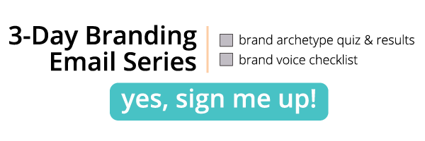 "Sign up for 3-Day Branding with Personality Email Series"" width=""600"