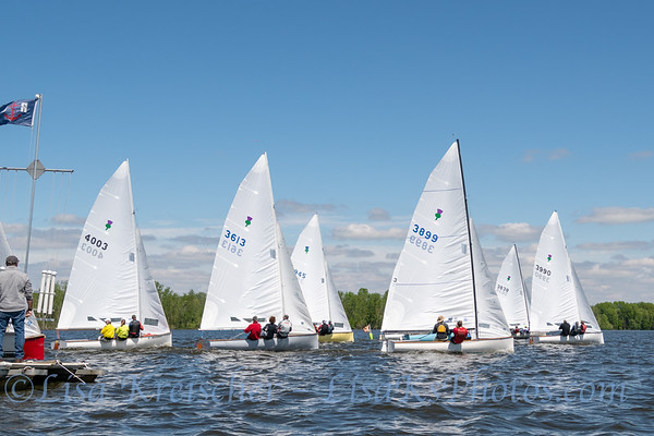 2019 Wet Your Thistle Regatta