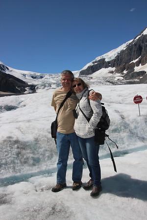 Day 6 - Athabasca glacier walk