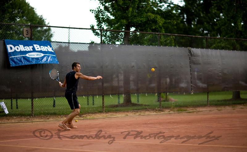 2008 Paul G. Sullivan Clay Tennis Championship - July