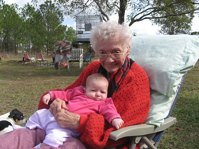 Ruby and Grandma