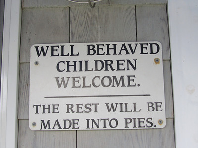 Signs from Cape Cod