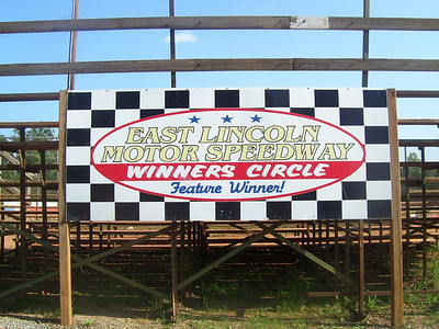East Lincoln Speedway 9/6/08