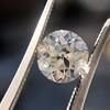2.11ct Old European Cut Diamond, GIA K VS1 17