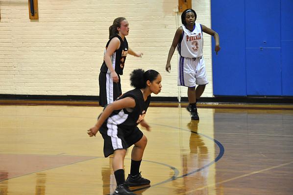 Phoenix Mingo 2010 16U Girls Basketball
