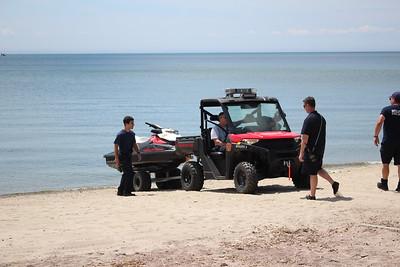 Water Rescue Training - Walnut Beach Milford, CT - 6/9/2021