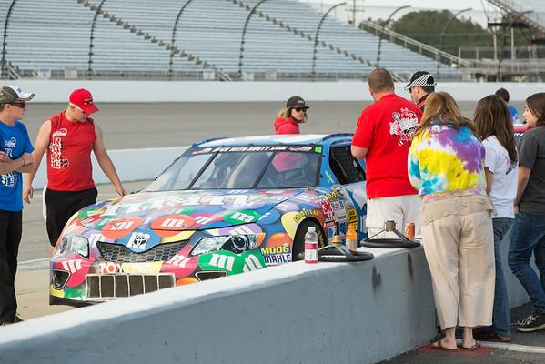 Dad's NASCAR Experience