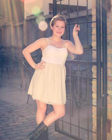 Olivia | Team Kix Class of 2014