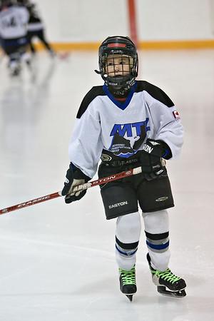Hockey Experiments VI