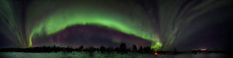 Aurora PK5 Panoramas